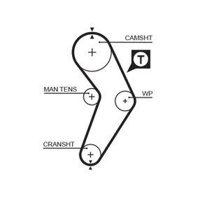 GATES Zahnriemensatz 7701469833 für RENAULT, RENAULT TRUCKS bestellen