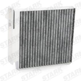 TWINGO II (CN0_) STARK Innenraumluftfilter SKIF-0170029