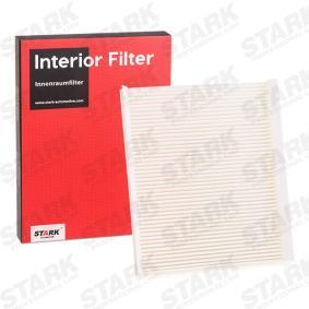 CIVIC VIII Hatchback (FN, FK) STARK Pollen filter SKIF-0170048