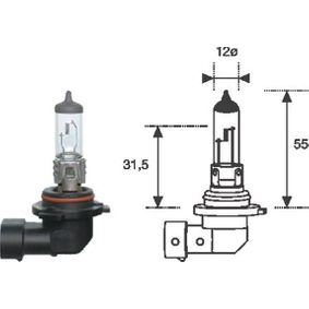 Bulb, spotlight (002577300000) from MAGNETI MARELLI buy