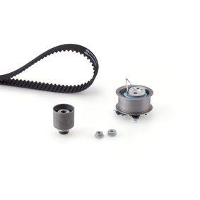 GATES Комплект ангренажен ремък (K055569XS)
