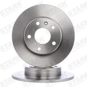 ZAFIRA B (A05) STARK Bremsscheiben SKBD-0022799