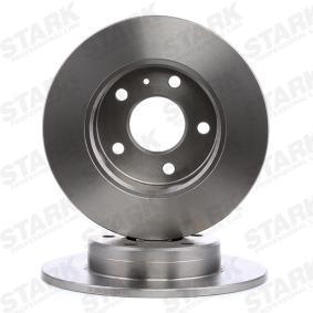 STARK Bremsscheibe SKBD-0022799