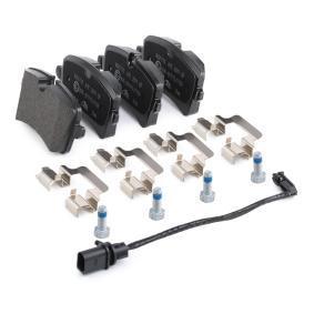 ATE 13.0460-2770.2 Kit de plaquettes de frein, frein à disque OEM - 4G0698451K AUDI, PORSCHE, VW, VAG, AUDI (FAW) à bon prix