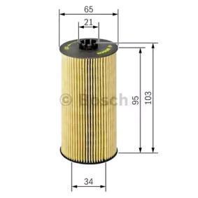03N115562 für VW, AUDI, SKODA, SEAT, MAN, Ölfilter BOSCH (F 026 407 157) Online-Shop