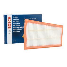 BOSCH Въздушен филтър F 026 400 389