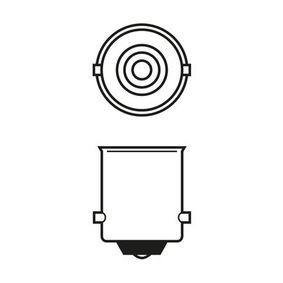 BOSCH FIAT PUNTO Combination rearlight bulb (1 987 302 816)