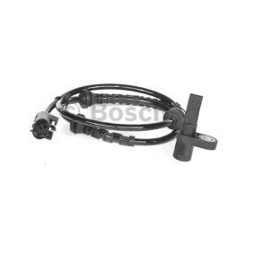 BOSCH Sensor, Raddrehzahl (0 265 004 136) niedriger Preis