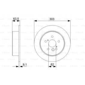 BOSCH Windshield washer pump 0 986 479 C02