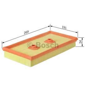 BOSCH Luftfilter 04E129620 für VW, AUDI, SKODA, SEAT, CUPRA bestellen