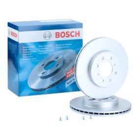 Спирачен диск BOSCH Art.No - 0 986 479 B23 OEM: SDB100600 за HONDA, SKODA, ROVER, MG, ACURA купете