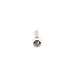 PANDA (169) BOSCH Number plate light bulb 1 987 302 810