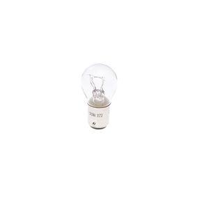 BOSCH Крушка с нагреваема жичка, стоп светлини / габарити (1 987 302 814) на ниска цена