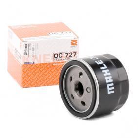 Scénic I (JA0/1_, FA0_) MAHLE ORIGINAL Cables de bujías OC 727