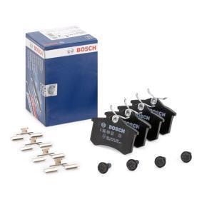 JZW698451 für VW, AUDI, FORD, SKODA, SEAT, Bremsbelagsatz, Scheibenbremse BOSCH (0 986 494 621) Online-Shop