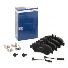 A0044206920 für VW, MERCEDES-BENZ, Bremsbelagsatz, Scheibenbremse BOSCH (0 986 494 601) Online-Shop