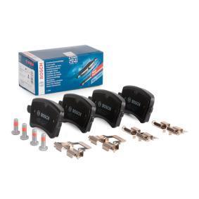 8K0698451 für VW, AUDI, SKODA, SEAT, Bremsbelagsatz, Scheibenbremse BOSCH (0 986 494 637) Online-Shop