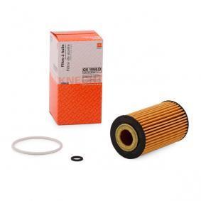 650163 für OPEL, VAUXHALL, PLYMOUTH, Ölfilter MAHLE ORIGINAL (OX 1058D) Online-Shop