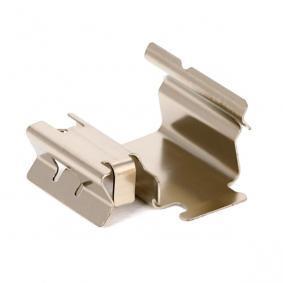 BOSCH Brake Pad Set, disc brake (0 986 494 623) at low price