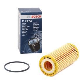 06K115562 für VW, AUDI, SKODA, SEAT, CUPRA, Ölfilter BOSCH (F 026 407 174) Online-Shop