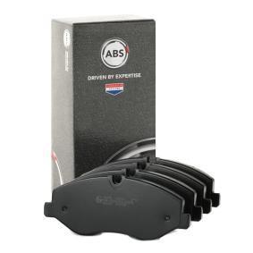 4474200220 für MERCEDES-BENZ, Bremsbelagsatz, Scheibenbremse A.B.S. (35055) Online-Shop
