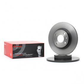 BREMBO спирачен диск 51859075 за FIAT, ALFA ROMEO, LANCIA, CHRYSLER купете