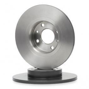 51859075 für FIAT, ALFA ROMEO, LANCIA, CHRYSLER, спирачен диск BREMBO(08.5086.11) Онлайн магазин