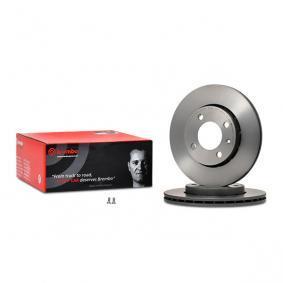6N0615301F für VW, AUDI, SKODA, SEAT, Bremsscheibe BREMBO (09.6799.11) Online-Shop