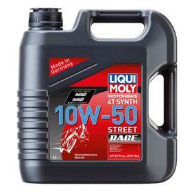 SAE-10W-50 Motorenöl von LIQUI MOLY 1686 Qualitäts Ersatzteile