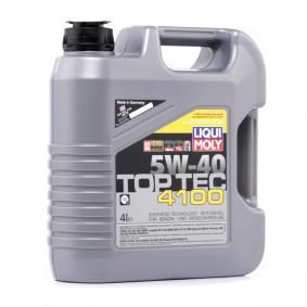 PORSCHE A40 Motoröl LIQUI MOLY (2195) niedriger Preis