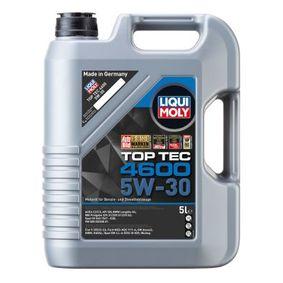 LIQUI MOLY Motorolaj, Art. Nr.: 2316 online
