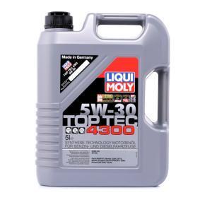 Motorenöl ACEA B1 2324 von LIQUI MOLY Qualitäts Ersatzteile