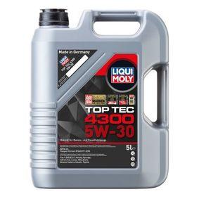 Motorolaj LIQUI-MOLY (2324) alacsony áron