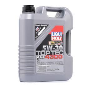 FIAT 9.55535-S1 Olio motore LIQUI MOLY (2324) ad un prezzo basso