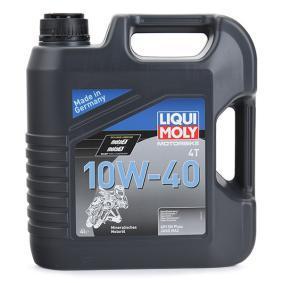 SAE-10W-40 Motorenöl von LIQUI MOLY 3046 Qualitäts Ersatzteile