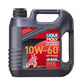 Engine Oil SAE-10W-60 (3054) from LIQUI MOLY buy online