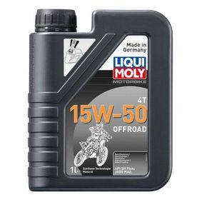 SAE-15W-50 Olio motore LIQUI MOLY 3057 negozio online