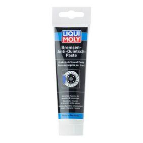 LIQUI MOLY Паста, части за спирачна / на съединителя хидравлика 3077