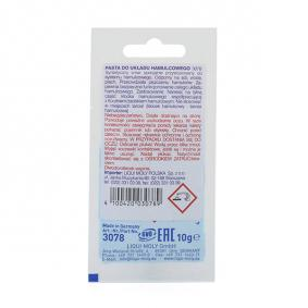 3078 Paste, Brems- / Kupplungshydraulikteile von LIQUI MOLY erwerben