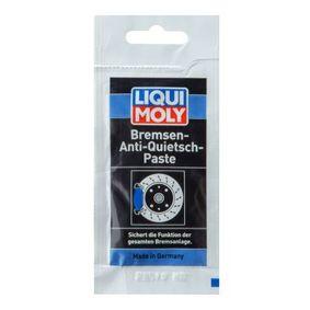 LIQUI MOLY 3078 Paste, Brems- / Kupplungshydraulikteile für Auto