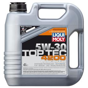 HONDA LOGO (GA3) 1.3 (GA3) LIQUI MOLY Motoröl (3715) kaufen zum günstigen Preis online