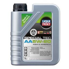 Λάδι κινητήρα (7657) από LIQUI MOLY αποκτήστε