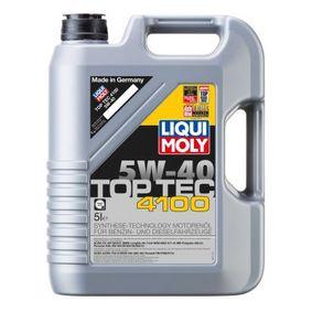 MERCEDES-BENZ S-Klasse LIQUI MOLY Motoröl 9511 Online Geschäft