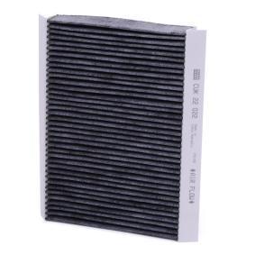 MANN-FILTER Filter, Innenraumluft (CUK 22 022) niedriger Preis