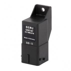 BERU GSE147 Steuergerät, Glühzeit OEM - 1252609 FORD günstig