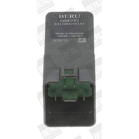 BERU Управляващ блок, време за подгряване GSE152