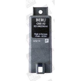 Управляващ блок, време за подгряване GSE152 BERU