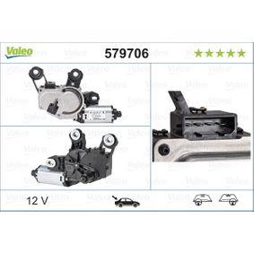Wischermotor VALEO Art.No - 579706 OEM: 8R0955711B für VW, AUDI, SKODA, SEAT kaufen
