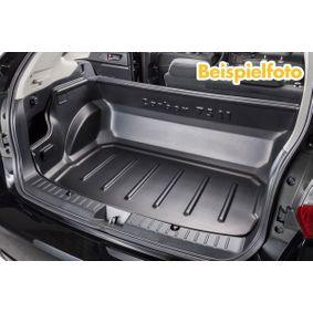 101735000 Formstøbte bagagerumsbakker til køretøjer