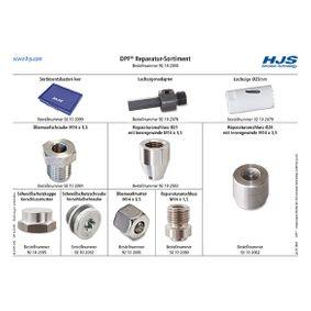 HJS Nez à souder, capteur de température des gaz 18307812279 pour BMW acheter